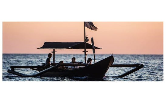 Black Pearl Traditional Boat