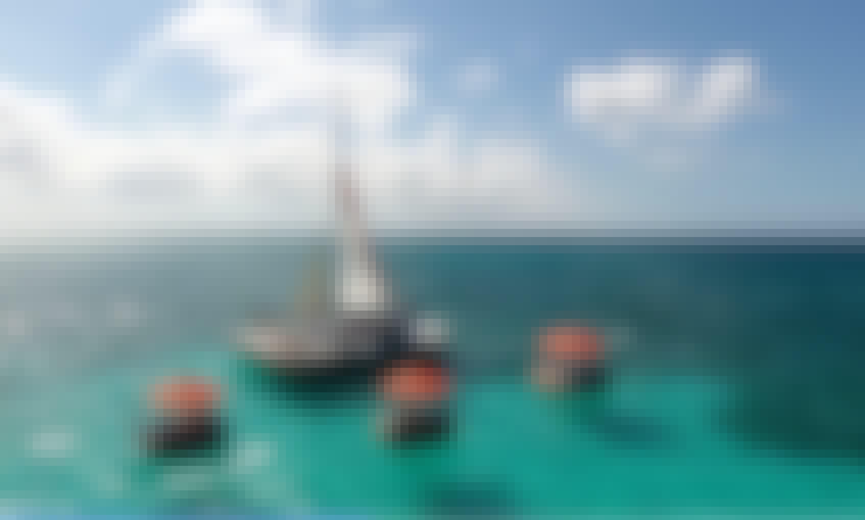 "Sailing Cruises on 41ft ""Octopus"" Trimaran in Noord, Aruba"