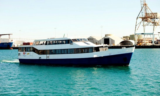 'captain Cook' Scenic Boat Cruise & Charters In Perth