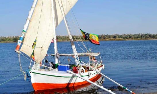 Charter A Daysailer In Aswan, Egypt
