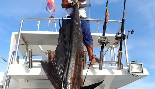 Big Game Fishing - 3 Islands (phuket Boat)