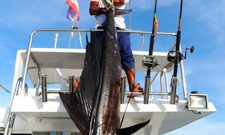 FB01 Big Game Fishing near 3 Islands