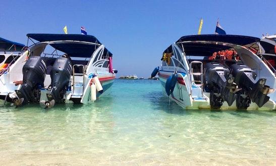 Snorkelling In 3 Islands! (phuket Boat)