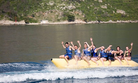 Enjoy Tubing In Split, Croatia