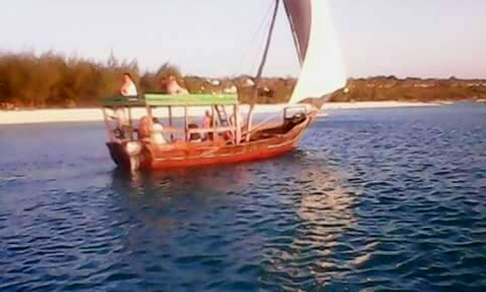 Charter A Traditional Boat And Explore In Zanzibar, Tanzania