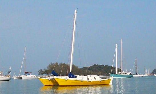 Charter A Cruising Catamaran In Kedah, Malaysia