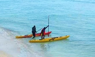 The Best Kayak Trips to Mnemba, Kendwa and Tumbatu Islands