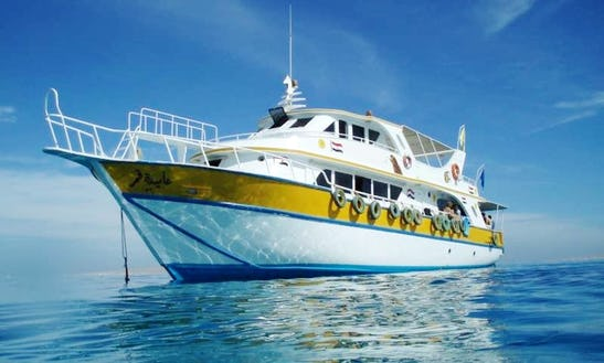 'aida Gamar' Yacht Diving Trips & Courses In Hurghada