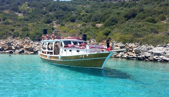 Bayside Bodrum Boat Tours - Private Boat Tours