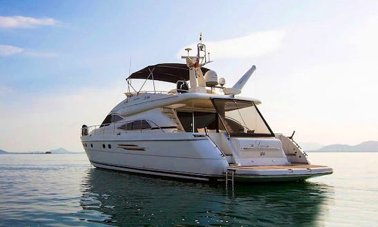Charter A 20 People Luxury Motor Yacht In Ko Samui, Thailand!