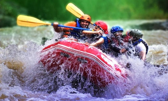Enjoy Rafting In Kitulgala, Sri Lanka