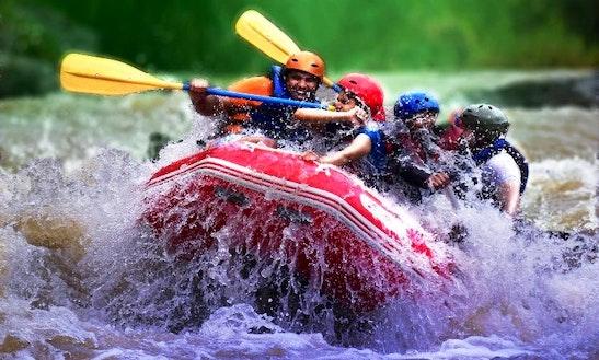 Enjoy Rafting In Kitulgala, Sri Lanka