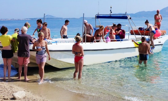 Captained Cruises In Vasilikos, Zakinthos, Greece