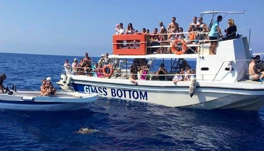 Charter A Passenger Boat In Zakinthos, Greece