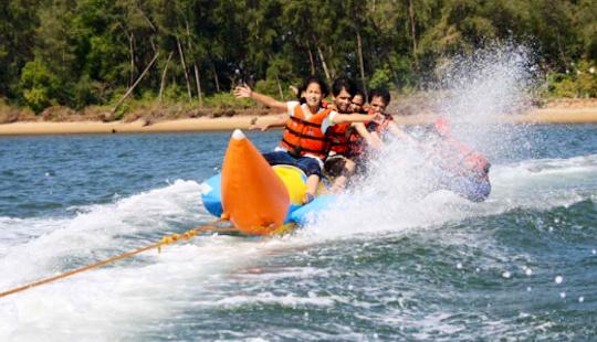 Don't Fall Off The Banana Boat!