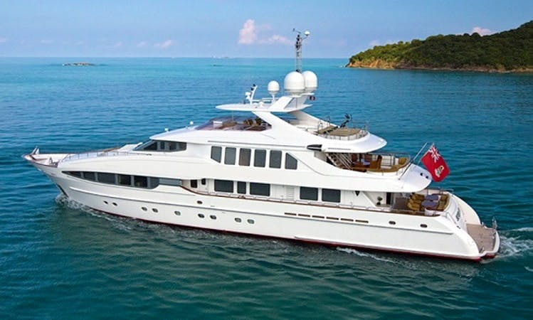 Crewed Charter on Seven Sins in Greece
