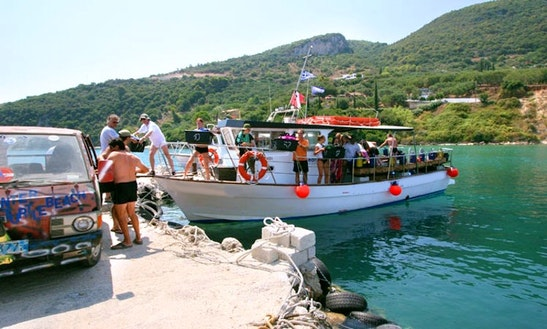 Boat Dive Trips With Or Without Guide In Zakinthos, Greece