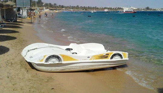 Rent A Paddle Boat In South Sinai Governorate, Egypt