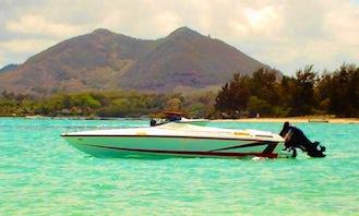 Charter Gloria Cuddy Cabin in Grand Port, Mauritius