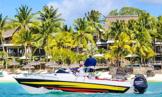Charter A Cuddy Cabin In Riviere Du Rempart, Mauritius
