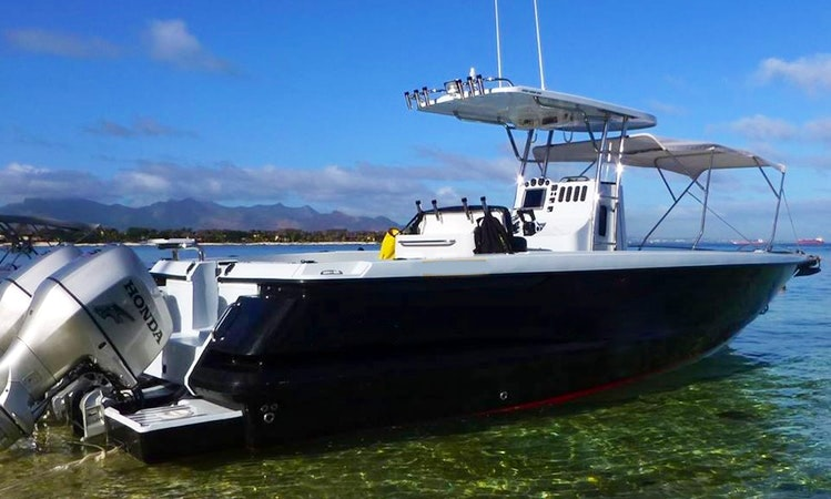 Charter a Center Console in Grand Baie, Mauritius | GetMyBoat