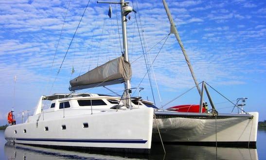 "50' Voyage ""mayotte 500"" Catamaran Charter In Nungwi, Tanzania"