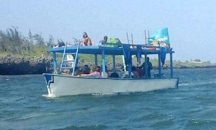 Explore Watamu, Kenya on Glass Bottom Boat