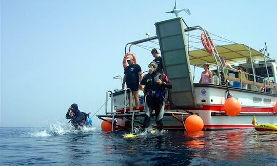 Boat Dive Trips And Scuba Diving Courses In Kefallonia, Greece