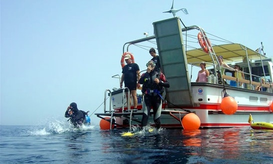 Boat Dive Trips And Scuba Diving Courses In Kefallonia
