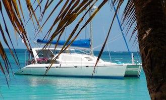 "Luxury Yacht Charter on ""Extasea2"" in the BVI"
