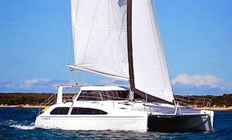Seawind 1160 Catamaran Charter in British Virgin Island