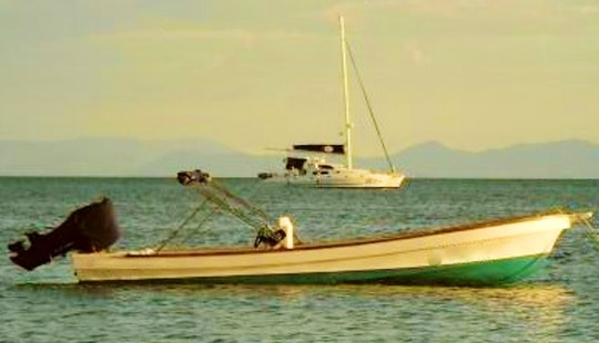 Center Console Fishing Charter In Madagascar