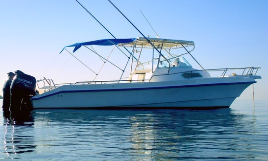 Enjoy Fishing In Grand Anse, Seychelles With Captain Jeddy