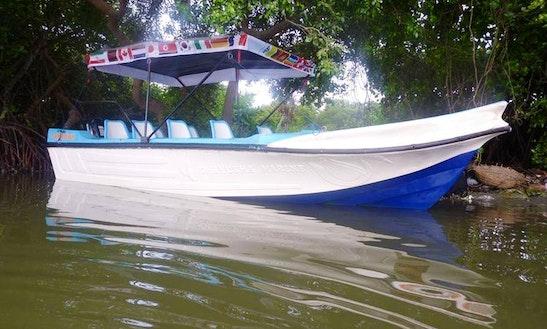 Boat Tour For 8 In Negombo, Sri Lanka