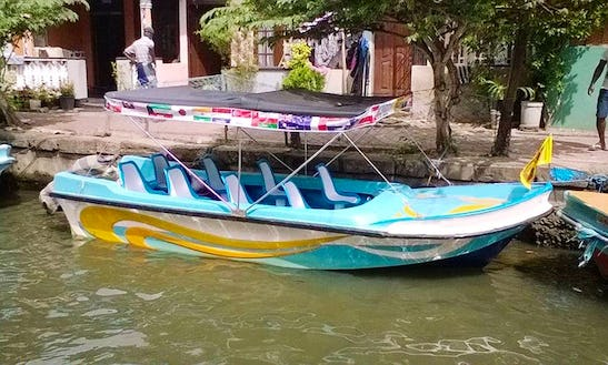 Head Out For A Boat Tour With Captain In Negombo, Sri Lanka