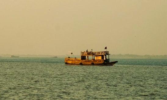 Charter A Passenger Boat In Phnom Penh, Cambodia