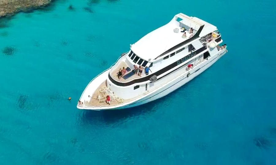 Tour in Style on a Motor Yacht in Red Sea Governorate, Egypt