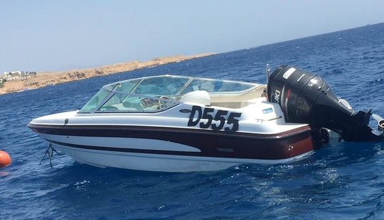 Hit The Water - Charter A Bowrider In Red Sea Governorate, Egypt