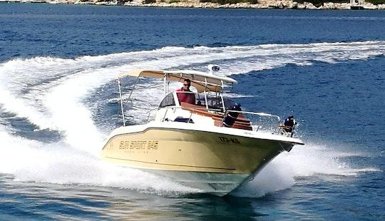 27' Sun Sport 845 Yacht Rental In Trogir, Croatia