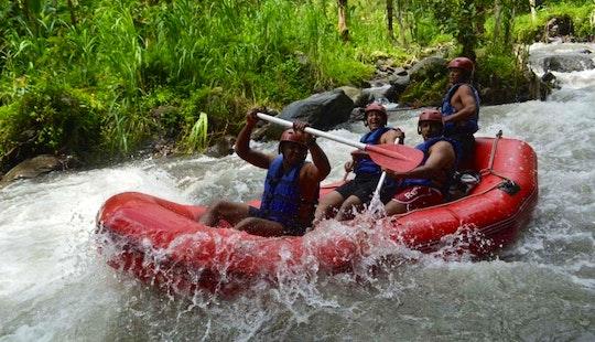 Enjoy Rafting In Denpasar Selatan, Bali
