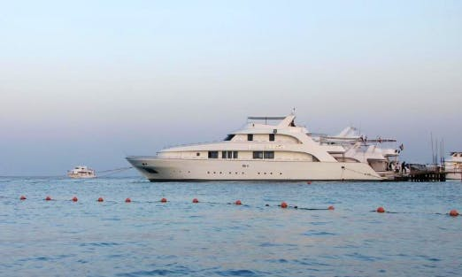 Charter a Motor Yacht in Qasr Ad Dobarah, Egypt