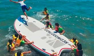 Rent a Mega Stand Up Paddleboard in Valencia, Spain