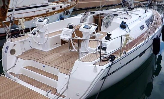 Bavaria 46 Blue Moon Cruising Monohull Charter In Agropoli