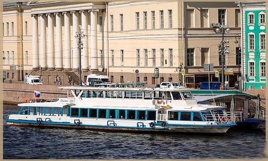 Luxury Ship Chartering  In Sankt-peterburg