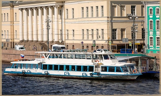 Luxury Ship Chartering  In Sankt-peterburg