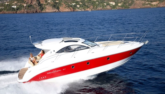 Charter The 2007 Beneteau Monte Carlo 37 Motor Yacht In Cambrils, Catalunya