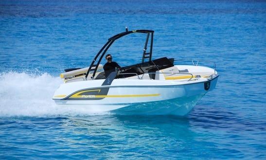 Beneteau Flyer 6.6 Sportdeck Boat Rental In L'estartit, Spain