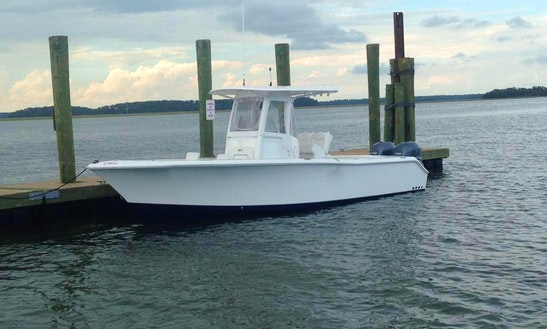 Enjoy Fishing In Hilton Head Island, South Carolina With Captain Tim