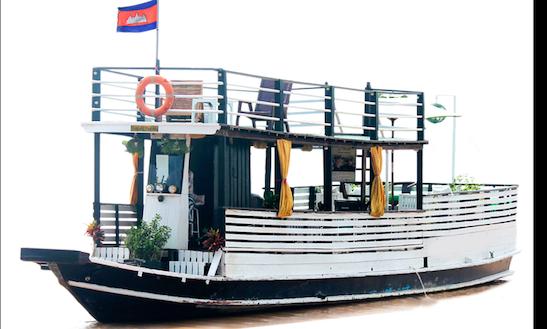Passenger Boat Rental In Phnom Penh