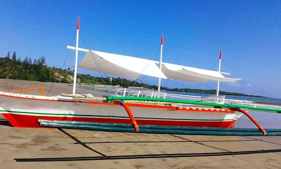 Charter A Traditional Boat In Bicol, Philippines